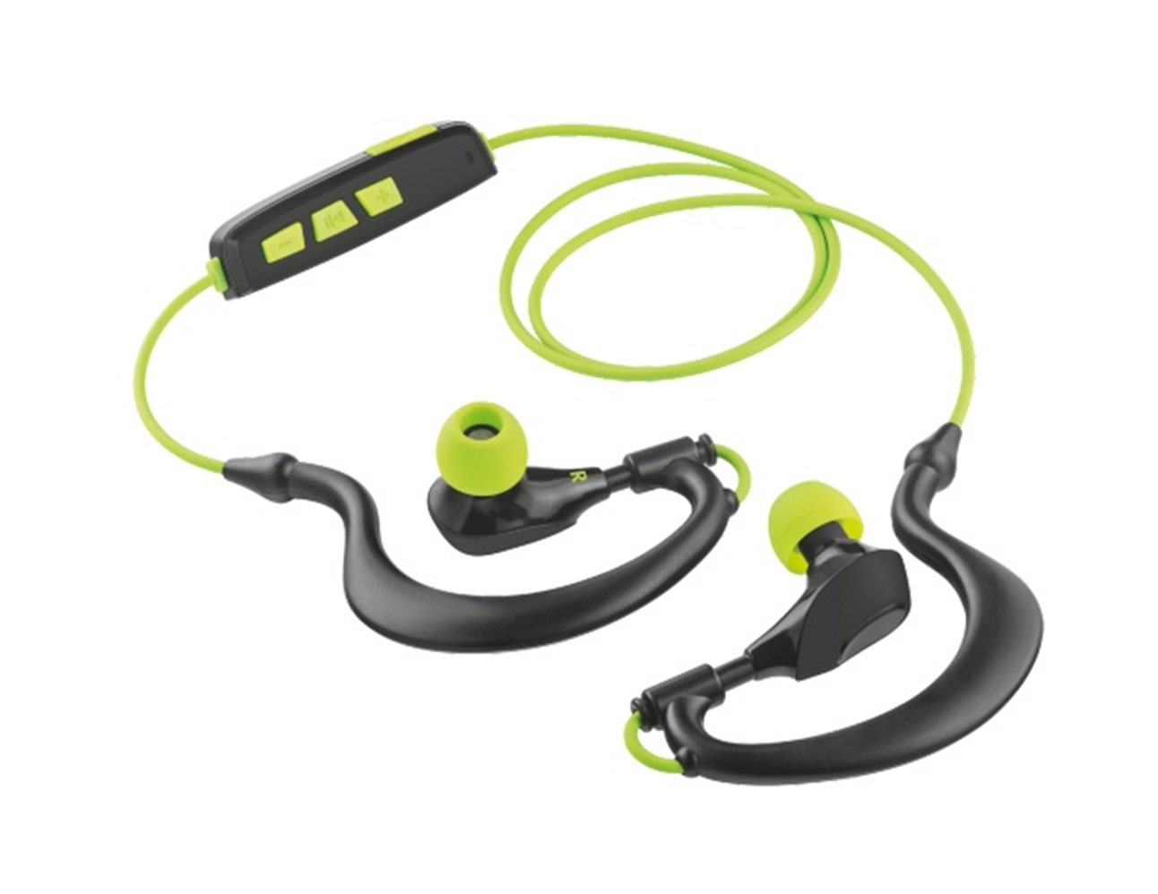 Sluchátka TRUST Senfus Bluetooth Sports In-ear Headphones