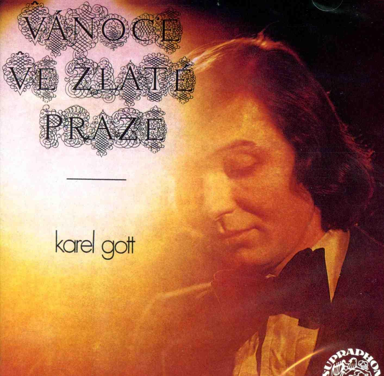 GOTT KAREL - VÁNOCE VE ZLATÉ PRAZE - CD