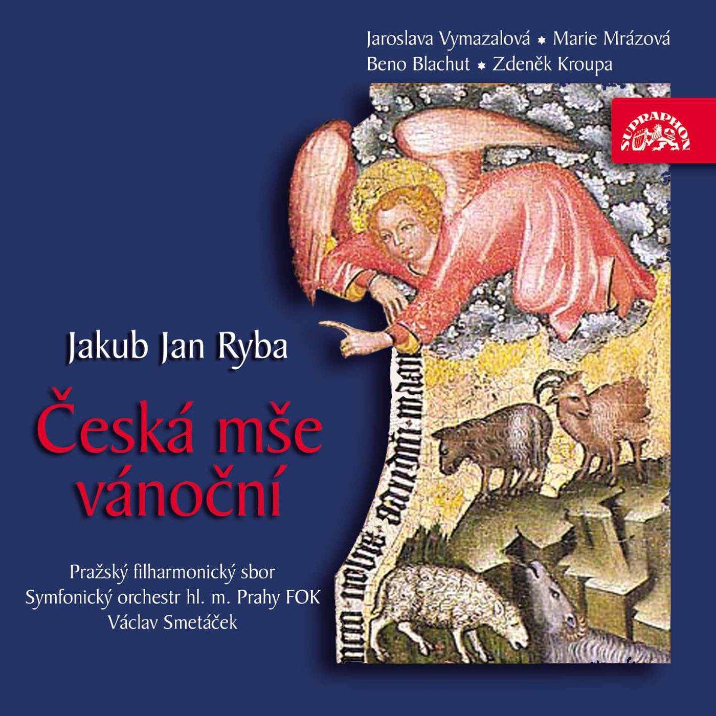 RYBA J.J. - ČESKÁ MŠE VÁNOČNÍ - CD