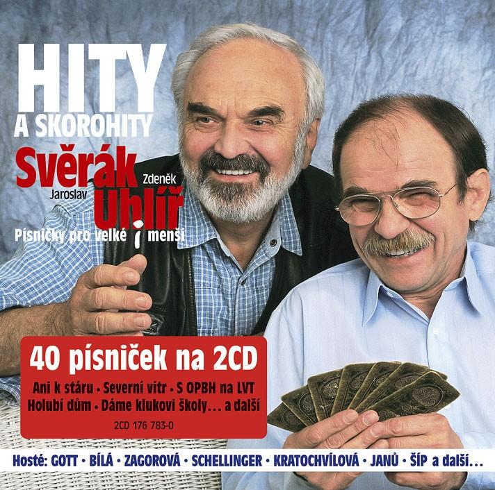 SVĚRÁK - UHLÍŘ - HITY A SKOROHITY - CD