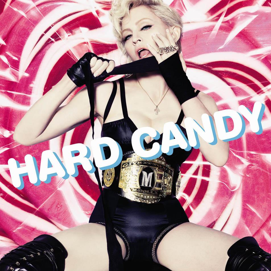 MADONNA - HARD CANDY - CD