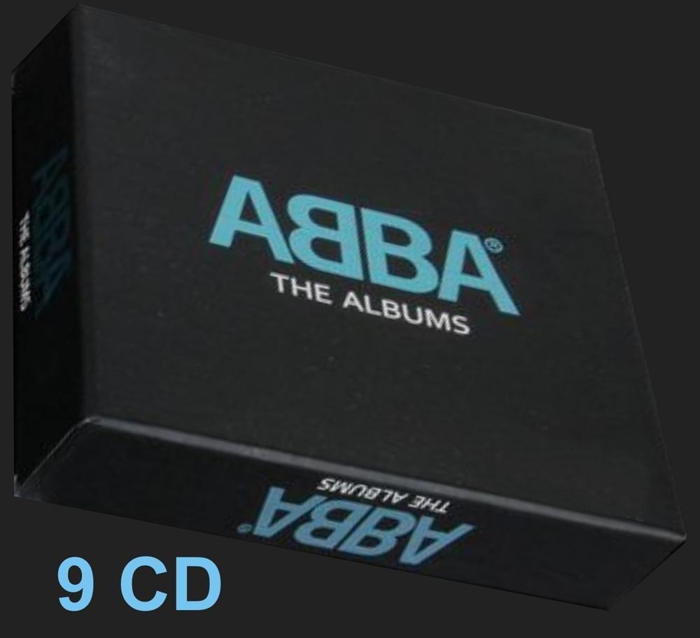 ABBA - THE ALBUMS (9 CD )