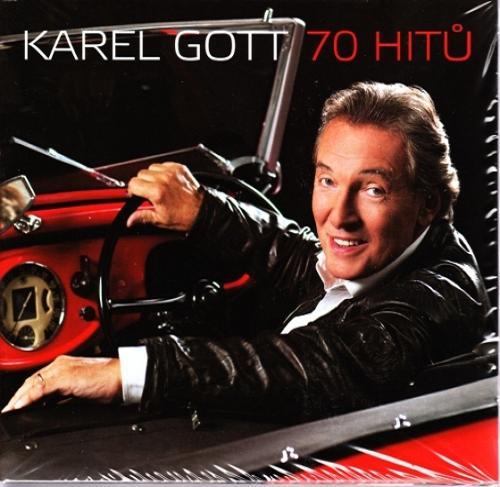 GOTT KAREL - 70HITŮ: KDYŽ JSEM JÁ BYL TENKRÁT KLUK - 3 CD