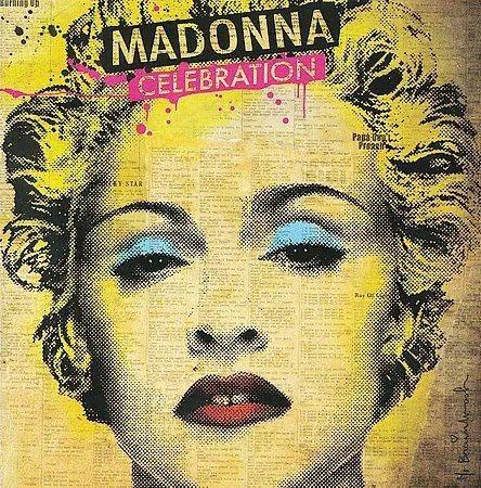 MADONNA - CELEBRATION 2009 /2 CD