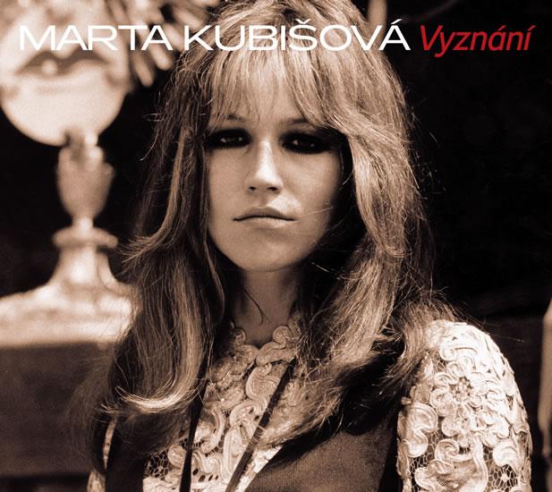 KUBIŠOVÁ MARTA - ZLATÁ KOLEKCE: VYZNÁNÍ - 3 CD