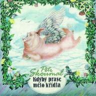 SKOUMAL PETR - KDYBY PRASE MĚLO KŘÍDLA - CD
