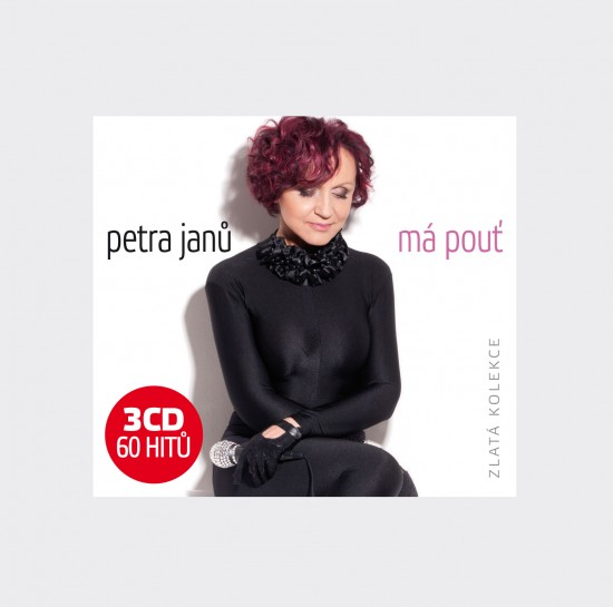 JANŮ PETRA: MÁ POUŤ - ZLATÁ KOLEKCE - 3 CD