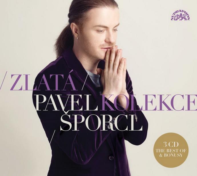 ŠPORCL PAVEL - ZLATÁ KOLEKCE - 3 CD