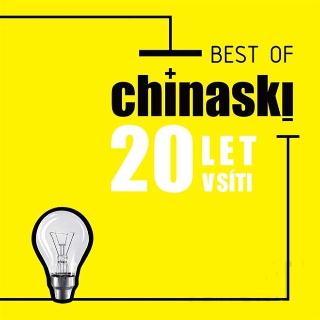CHINASKI - 20 LET V SÍTI (BEST OF) - 2 CD