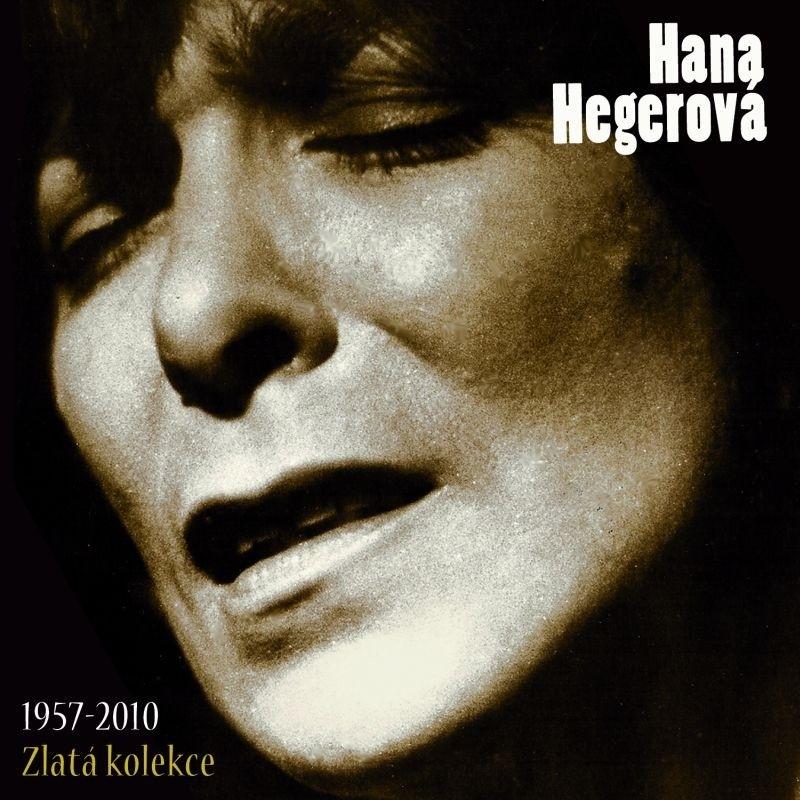 HEGEROVÁ HANA - ZLATÁ KOLEKCE 1957-2010 - 3 CD