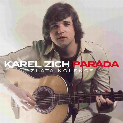 ZICH KAREL - PARÁDA - ZLATÁ KOLEKCE - 3 CD