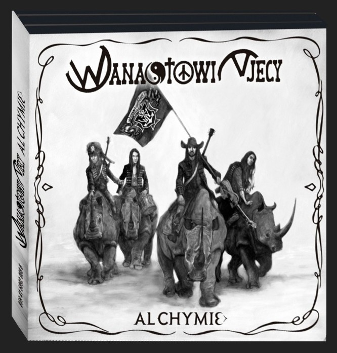 WANASTOWI VJECY - ALCHYMIE - CD