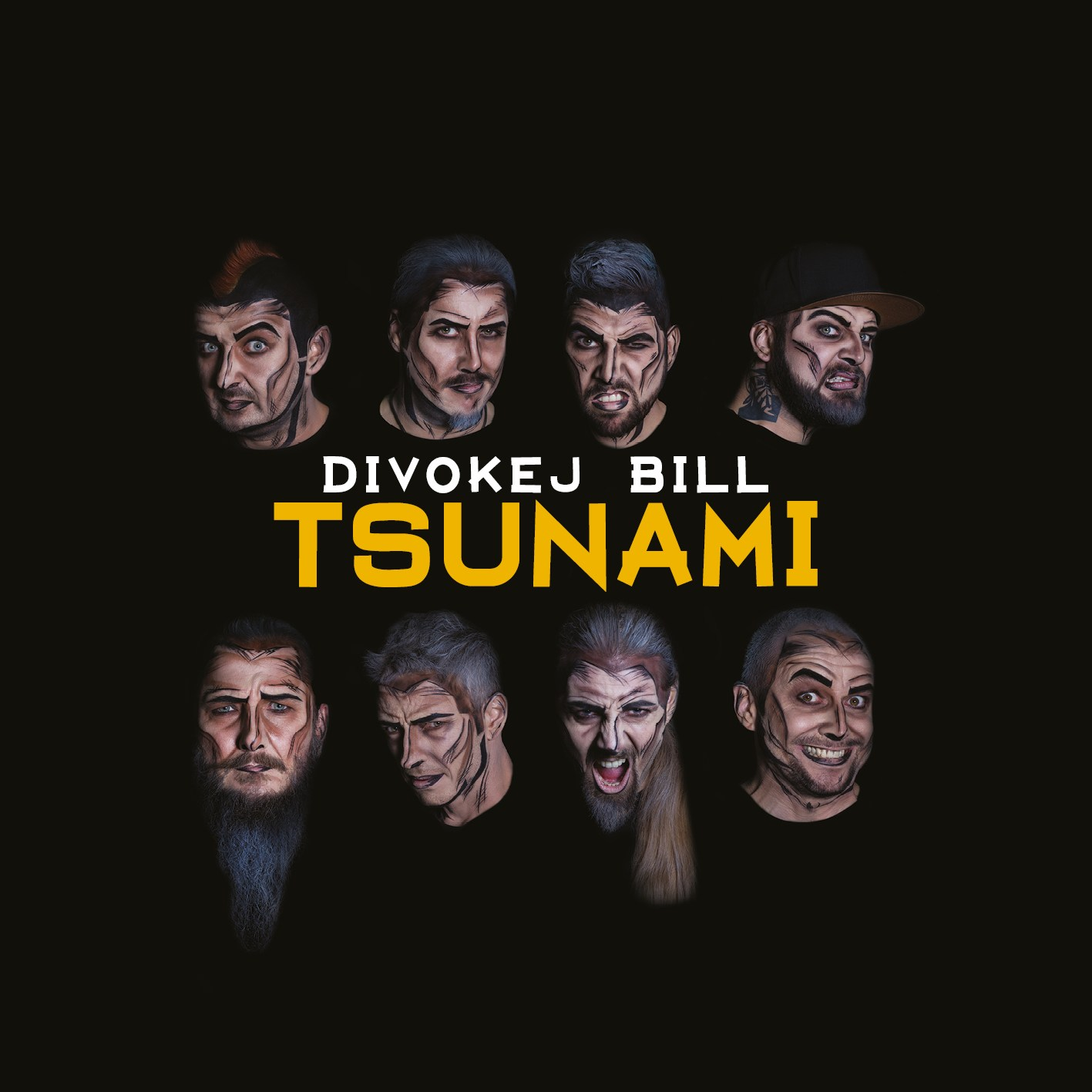 DIVOKEJ BILL - TSUNAMI - CD