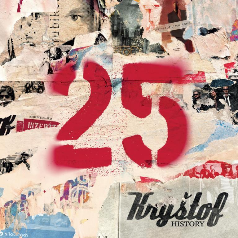 KRYŠTOF - 25 - 2 CD