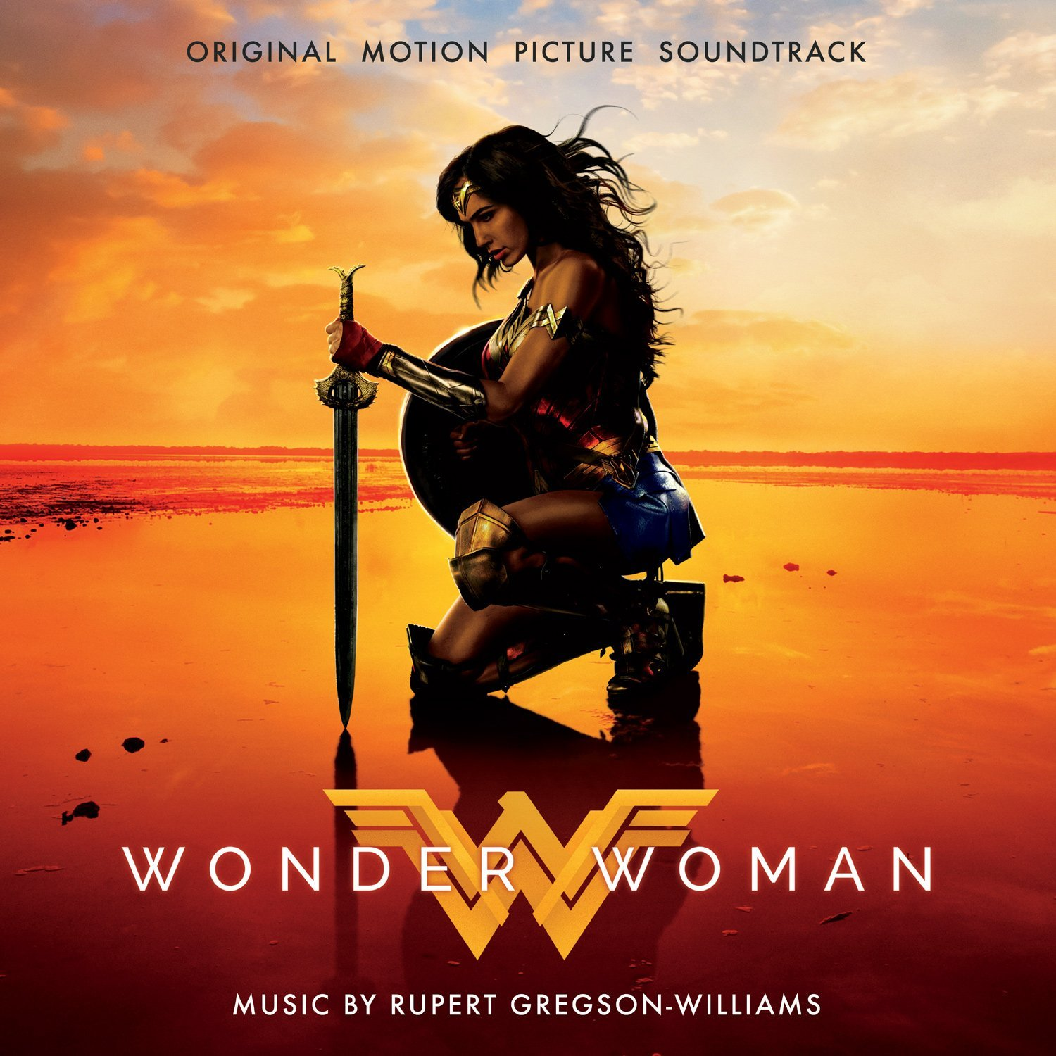 WONDER WOMAN SOUNDTRACK - CD
