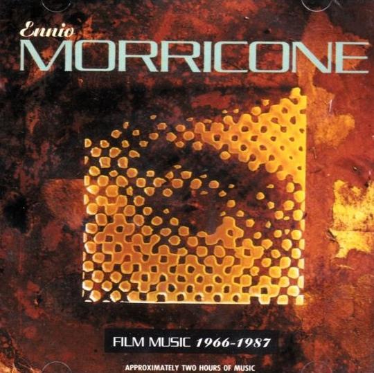 Morricone Ennio - Film music 1966-1987 - 2 CD