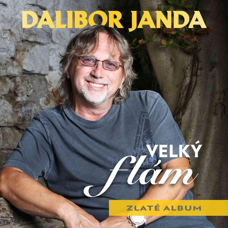 Janda Dalibor - Velký flám - zlaté album CD