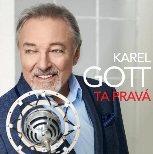 Gott Karel - Ta pravá - CD