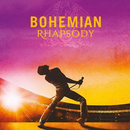 BOHEMIAN RHAPSODY - CD soundtrack