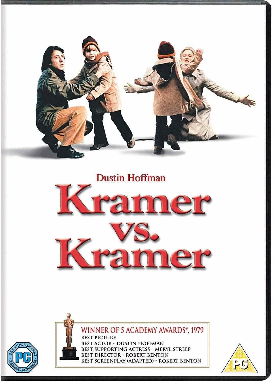 Kramerová versus Kramer - DVD
