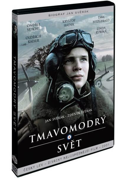 TMAVOMODRÝ SVĚT - DVD