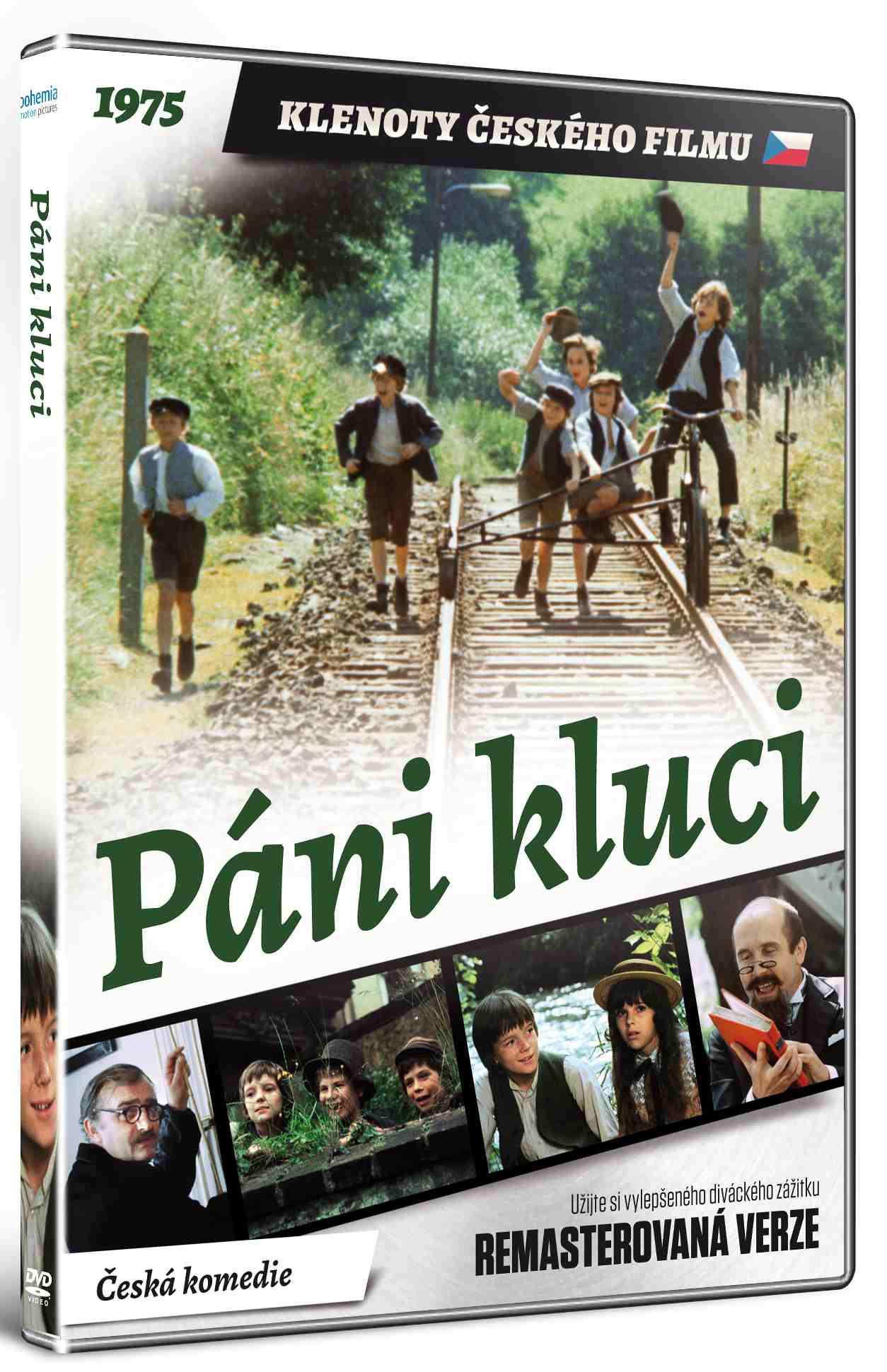PÁNI KLUCI (Remasterovaná verze) - DVD