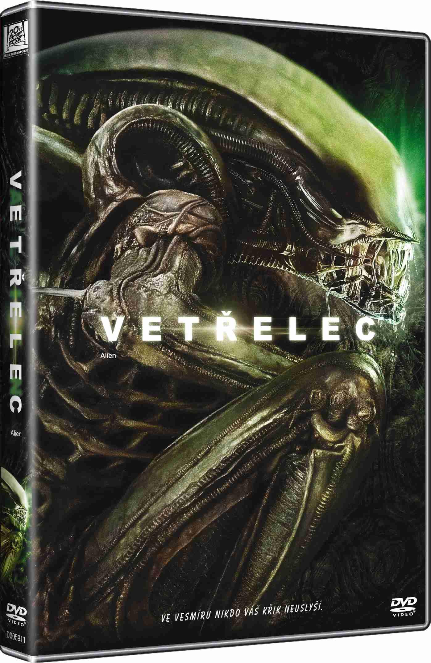 VETŘELEC 1 - DVD