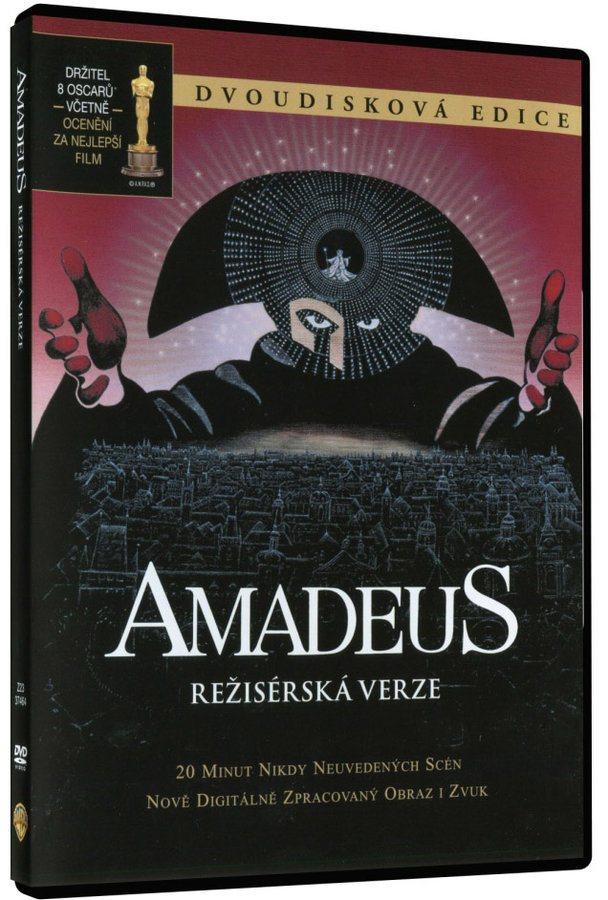 Amadeus - 2 DVD