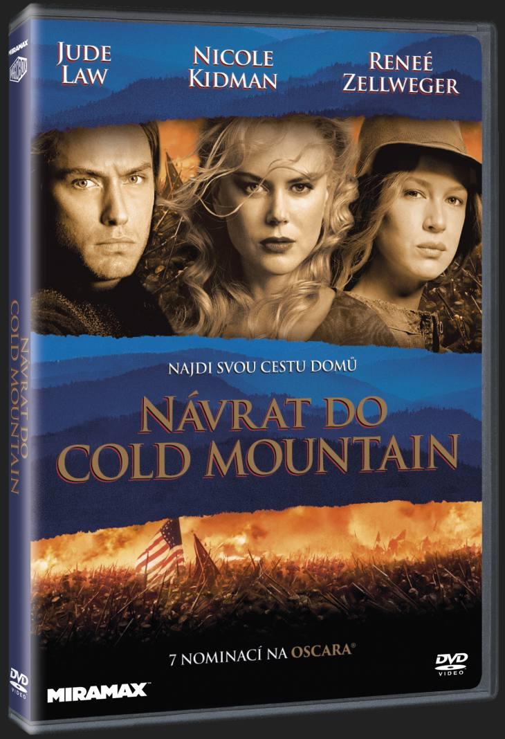 NÁVRAT DO COLD MOUNTAIN - DVD