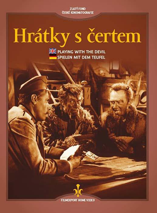 HRÁTKY S ČERTEM - DVD DIGIPACK