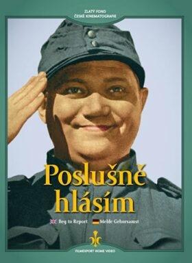 POSLUŠNĚ HLÁSÍM - DVD