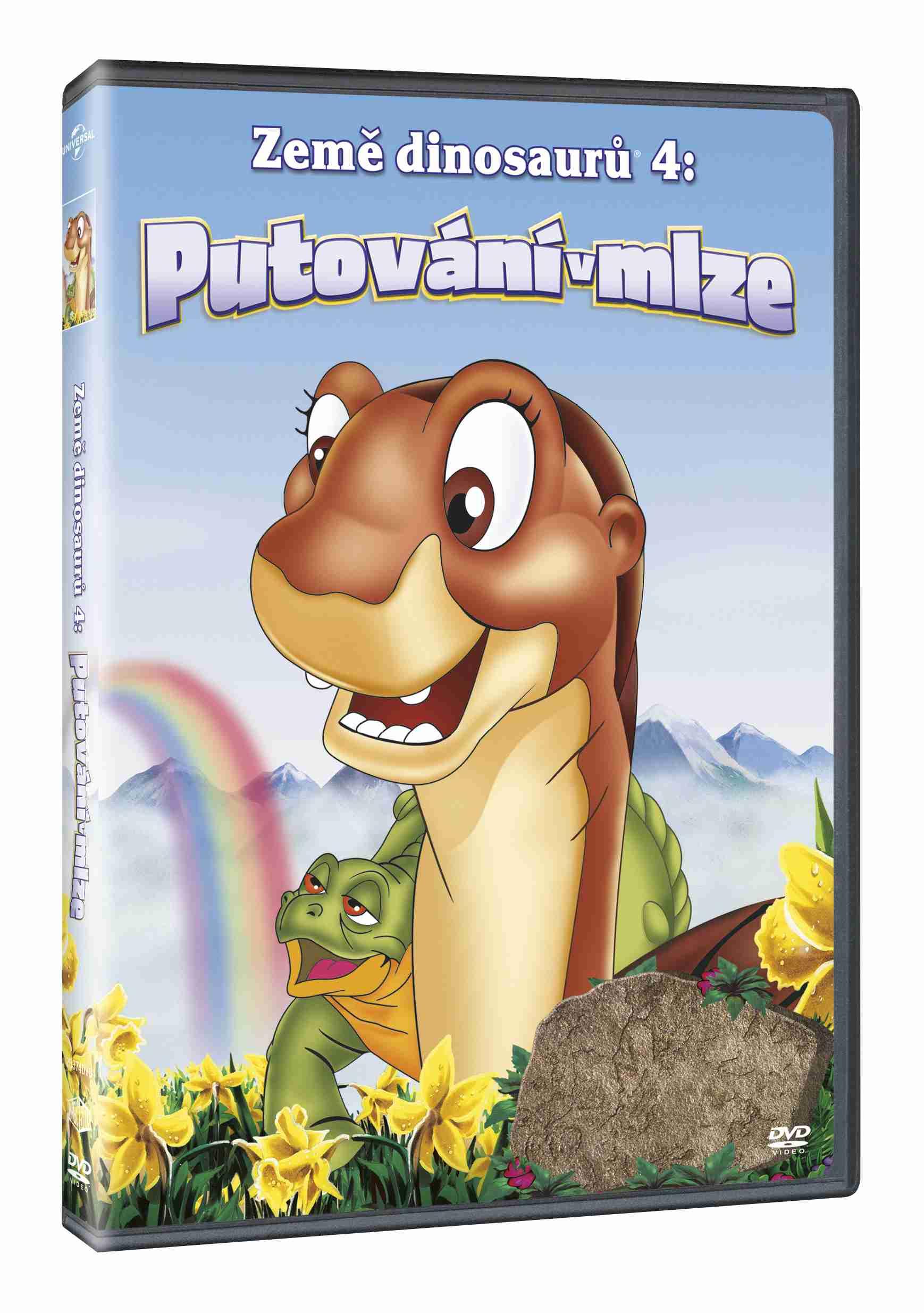 Země dinosaurů 4: Putování v mlze - DVD
