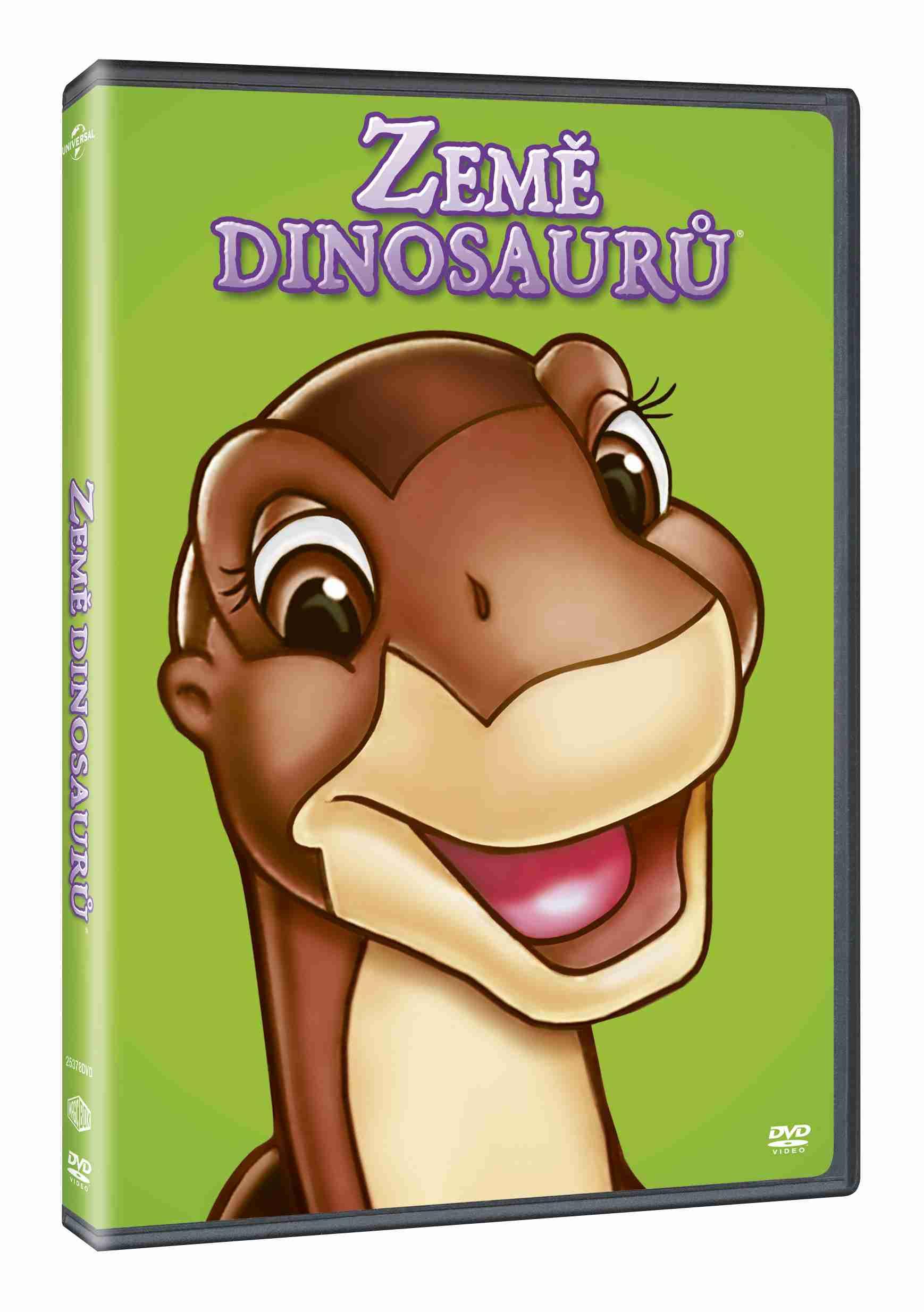 Země dinosaurů: Jak to všechno začalo - DVD