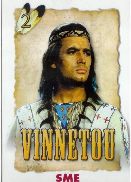 VINNETOU - KOLEKCE - 13 DVD