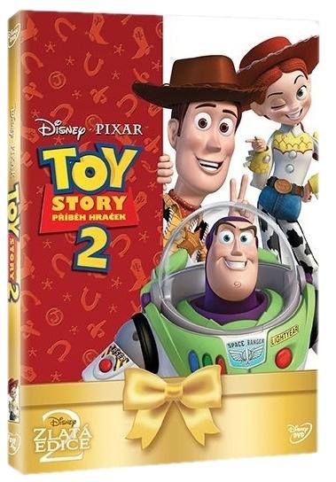 TOY STORY 2 - PŘÍBĚH HRAČEK 2 - DVD