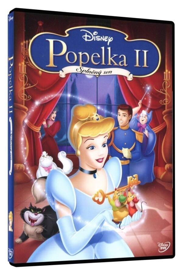 POPELKA 2: Splněný sen (speciální edice) - DVD