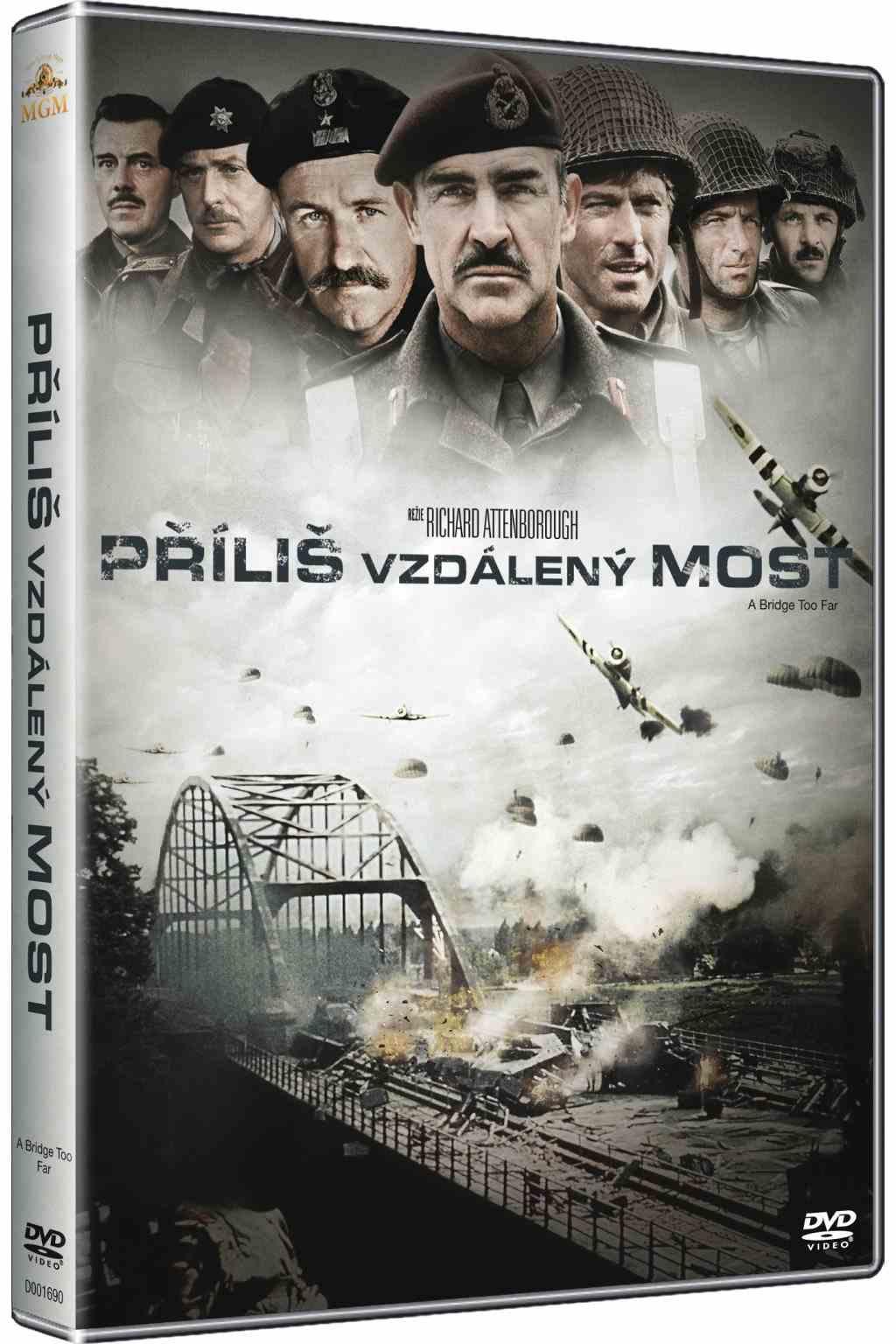 Příliš vzdálený most - DVD (CZ titulky)