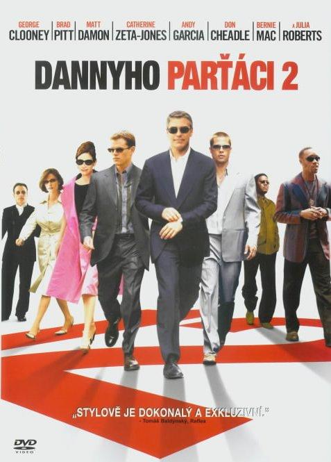DANNYHO PARŤÁCI 2 - DVD