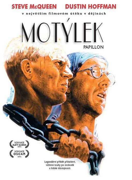 MOTÝLEK - DVD