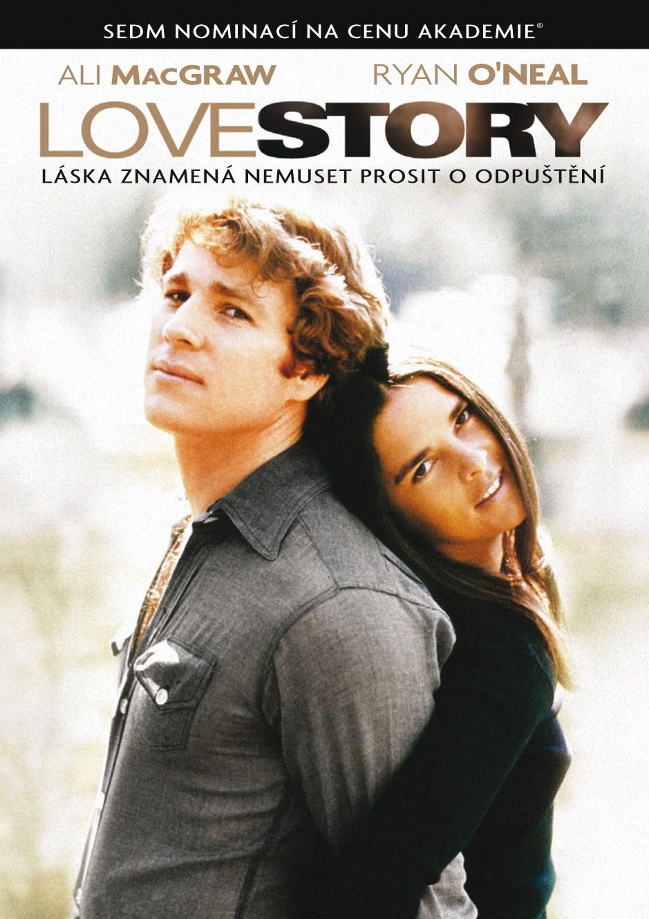 LOVE STORY - DVD