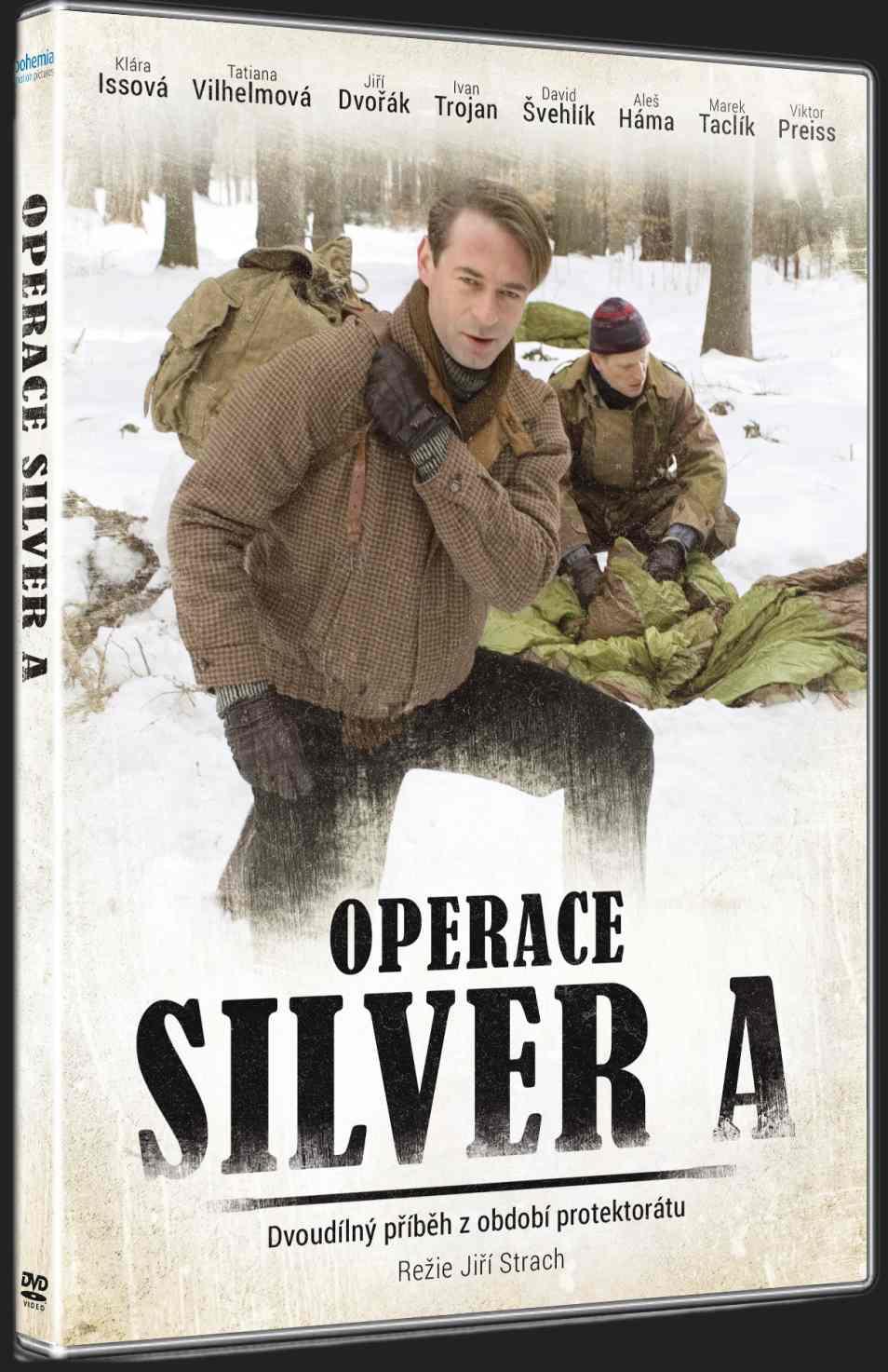 OPERACE SILVER A - DVD (díly 1 + 2)