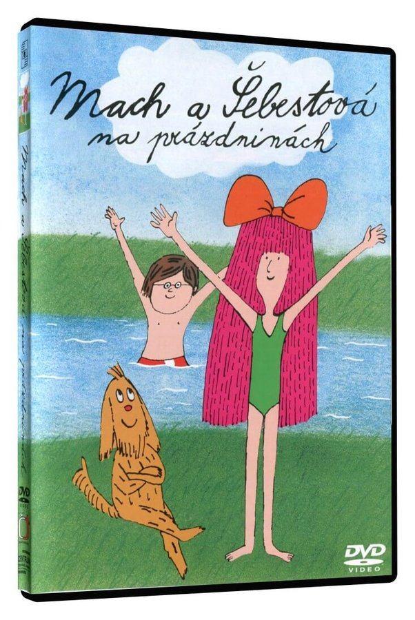 Mach a Šebestová na prázdninách - DVD
