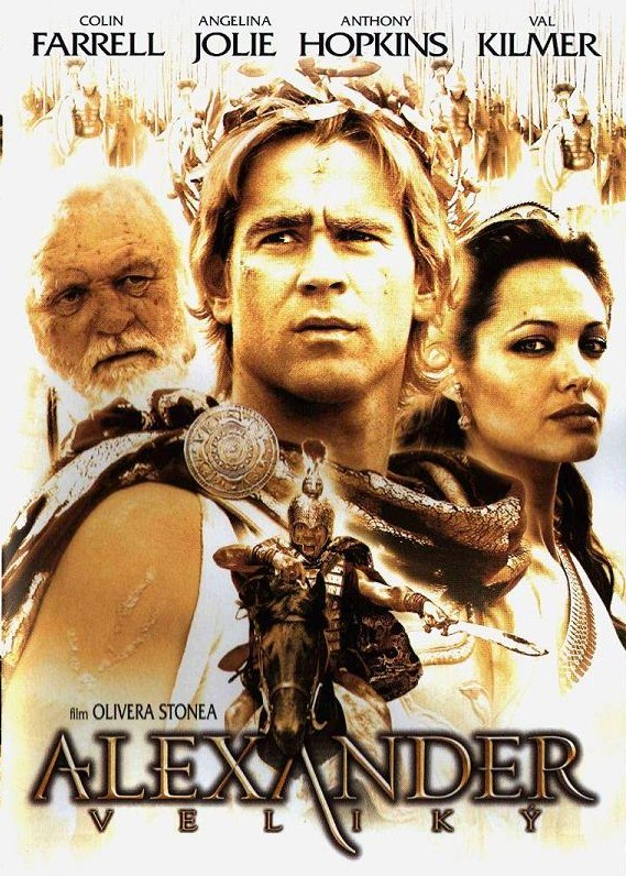 ALEXANDER VELIKÝ - DVD (pošetka)