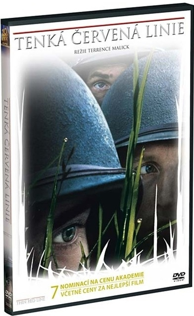 TENKÁ ČERVENÁ LINIE - DVD