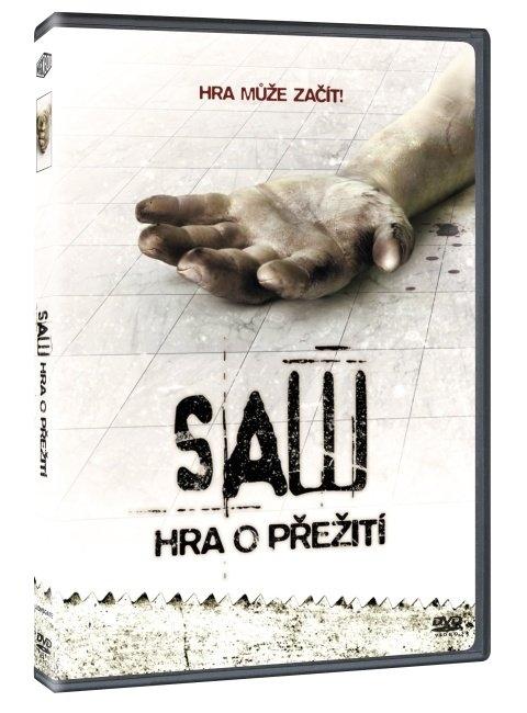 Saw: Hra o přežití - DVD