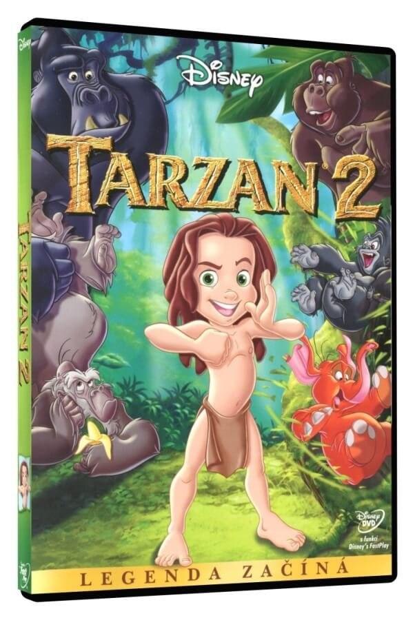 TARZAN 2 - DVD