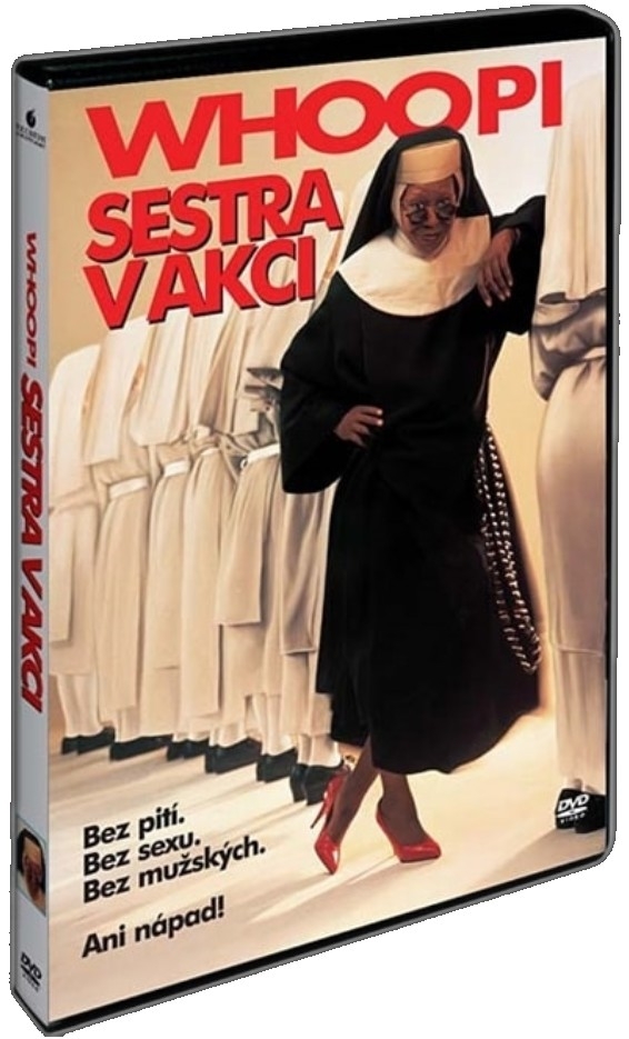 SESTRA V AKCI - DVD