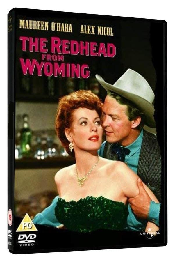 Zrzka z Wyomingu - DVD