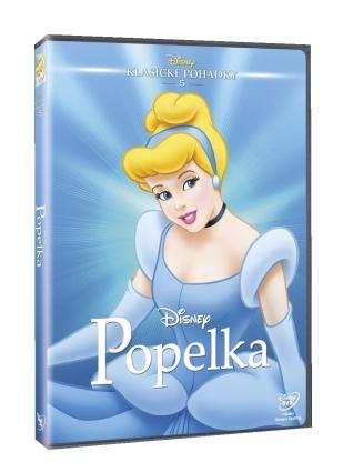Popelka - DVD