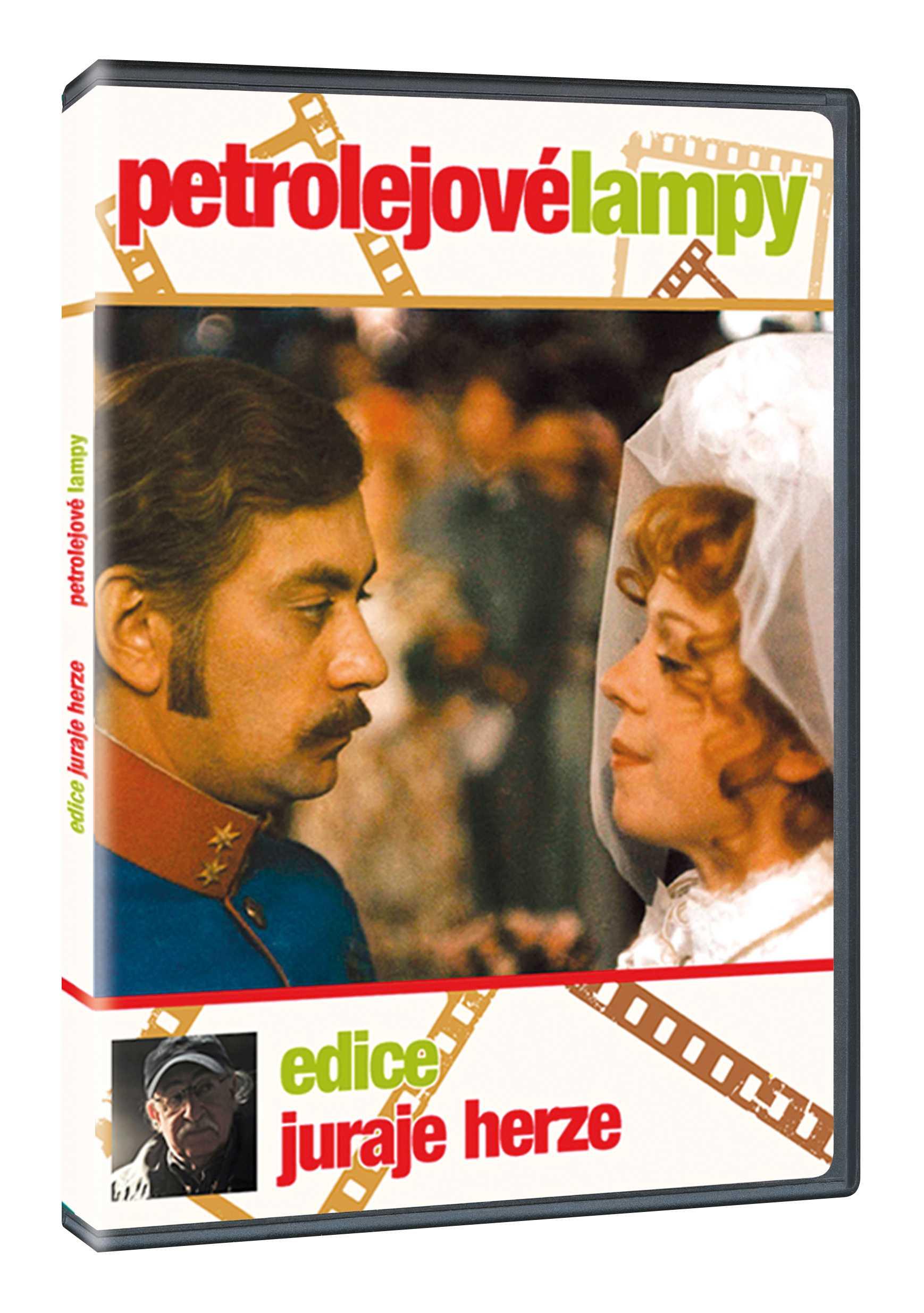 PETROLEJOVÉ LAMPY - DVD
